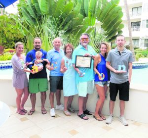 Family & Friends honored at Marriott Ocean Club – Aruba Today