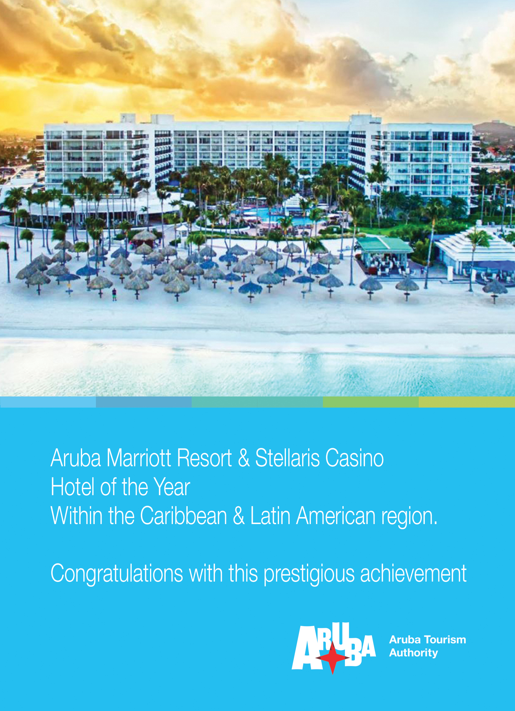 Aruba Marriott makes Island wear the Crown – Aruba Today
