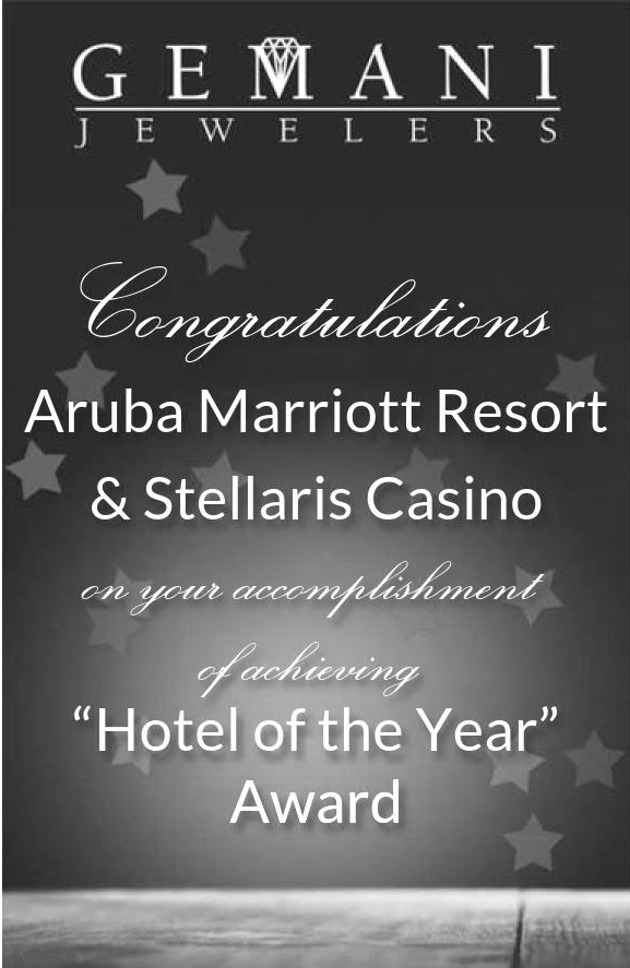 Aruba Marriott makes Island wear the Crown – Aruba Today